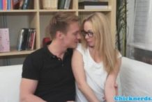 Petite Spex Babe Fucked By Strangers Cock