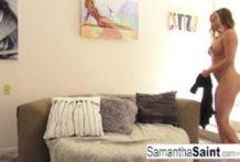 Samantha Saint s Hardcore Home Movie