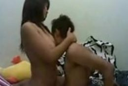 Asian universitas skandal fuck in front webcam