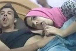 Blowjob arab teen amateur