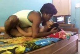Hot teen couple Bangladesh fucking homemade